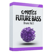 Bass Cymatics Drums 每周福利 Vol Future