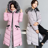 стеганка棉袄thick ladies Cotton coats Jackets padded