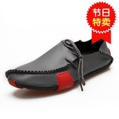 shoe обувь shoes Men casual 休闲鞋 leather Breathable